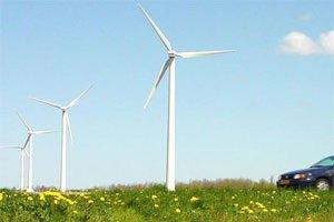 В Китае с производственной линии сойдет первая самостоятельно разработанная ветряная энергетическая установка...