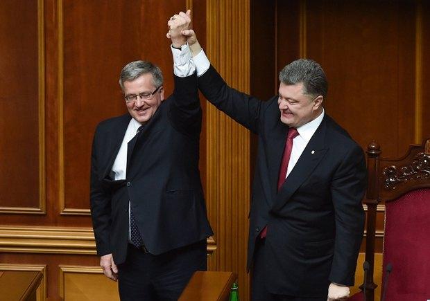 Президент Польши увидел в Параде Победы угрозу для всего человечества