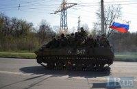 Боевики гоняют одни и те же танки по Донбассу для поднятия боевого духа, - СНБО