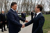 У Медведева исключают подписание газовых контрактов завтра в Донецке