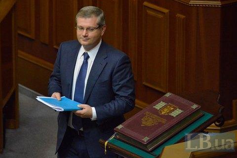 Вилкул заявил об участии в выборах мэра Днепропетровска