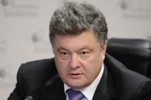 Порошенко считает реальным подписание СА с Евросоюзом сразу после выборов
