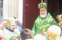 На Ровенщине архиепископ агитировал за кандидата от ПР