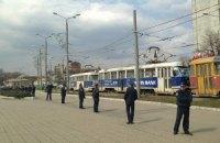 Оппозиция меняет маршрут шествия в Харькове