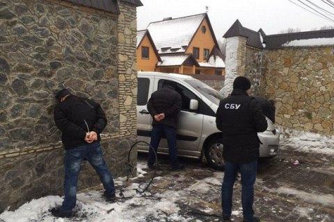 ВВиннице задержали рэкетиров изгруппировки «Самвела Московского»