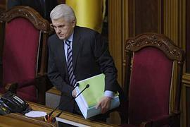 Литвин направил Налоговый кодекс президенту