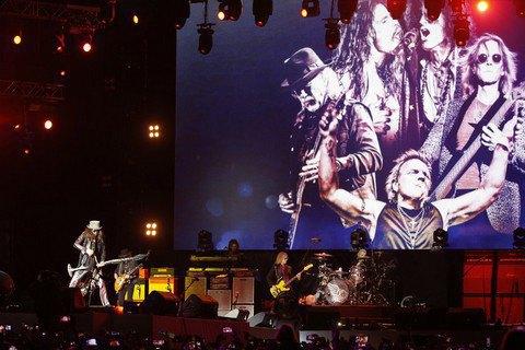 Стівен Тайлер анонсував прощальний тур Aerosmith