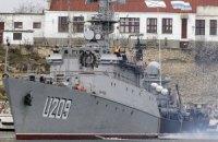 Украинские моряки в Крыму готовятся к возможному выводу флота в Одессу