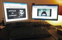 Хакери з Anonymous атакували сайт Кремля