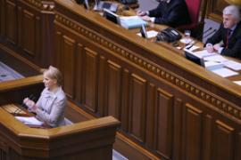 Тимошенко: против Литвина могут возбудить дело