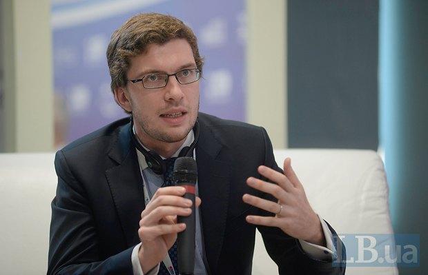 Жослин Гитон, Координатор по вопросам торговли Представительства ЕС в Украине
