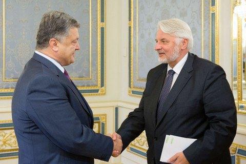 Украина иПольша подпишут соглашение осотрудничестве всфере обороны