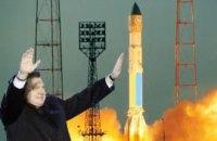 Янукович хочет запустить ракету из Бразилии