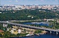 В воскресенье в Киеве будет до +24