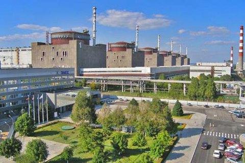 НаЗапорожской АЭС снова отключили энергоблок