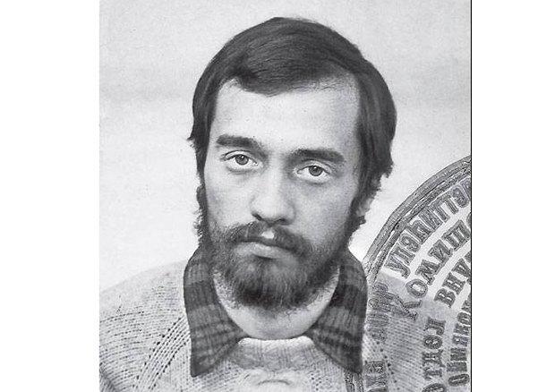 Ссыльный Александр Подрабинек, поселок Усть-Нера, 1979