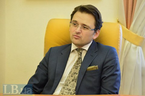 Порошенко назначил Кулебу представителем Украины при Совете Европы