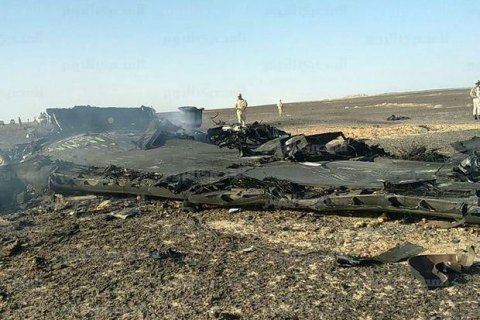 Єгипетські ЗМІ повідомили причину аварії Airbus-321