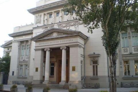 Кириленко під приводом декомунізації позбавив Одеську бібліотеку імені Горького