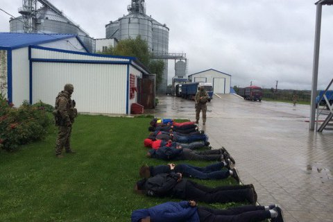 ВДонецкой области задержали группу рейдеров изДнепра