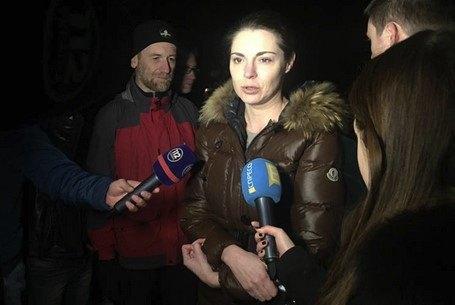 Россиянку Анастасию Леонову опять отправили зарешетку