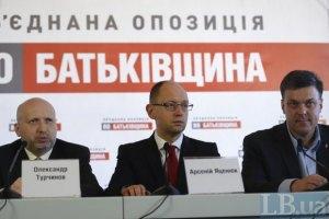 Оппозиционные лидеры поговорят с Пшонкой о видеонаблюдении за Тимошенко