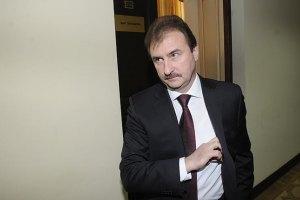 Попов подал в отставку ради поста министра?