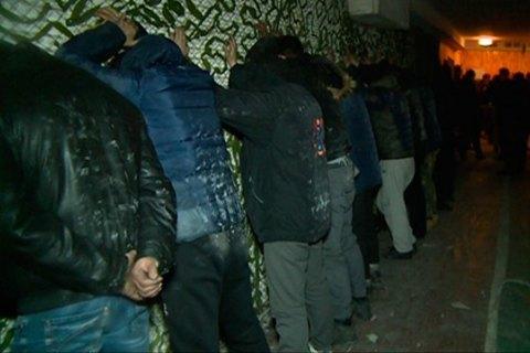"""Полиция задержала 134 человека во время стычки на """"Житомирських ласощах"""""""