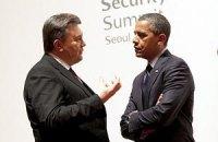 Янукович уговаривал Обаму не воевать в Сирии