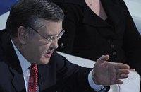 Гриценко: чиновники – бедные, зато их родственники – миллионеры