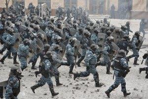В Украинском доме собираются силовики