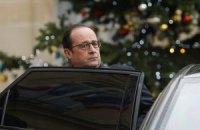 Порошенко посетит марш памяти в Париже
