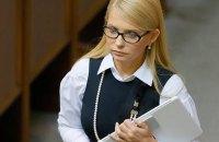 Тимошенко о ситуации с Шустером: так не делал даже Янукович