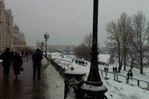 Охрана Януковича не пускала киевлян к своим домам