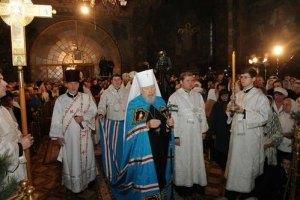 В Луганске отслужили молебен за независимость