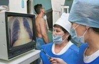 В Украине на 2,5% снизился уровень заболеваемости туберкулезом