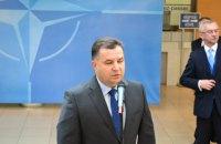 Полторак обговорив співпрацю з міністрами оборони Естонії, Литви, Латвії та Польщі