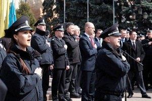 В Черновцах начала работу патрульная полиция