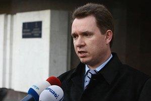 Охендовский признал провал видеонаблюдения на выборах