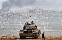 Власти Турции приказали жителям покинуть город на границе с Сирией