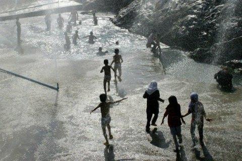 Температура повітря на півдні Ірану досягала +74 градусів за шкалою Цельсія