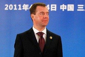 Держдума затвердила Медведєва прем'єр-міністром РФ