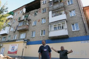 Число погибших в Горловке из-за воскресного обстрела выросло до 17