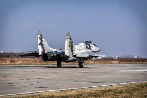 ВВС Украины пополнились четырьмя восстановленными МиГ-29