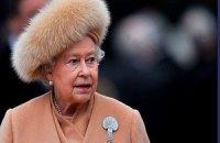 Украинцам вручили медали британской королевы