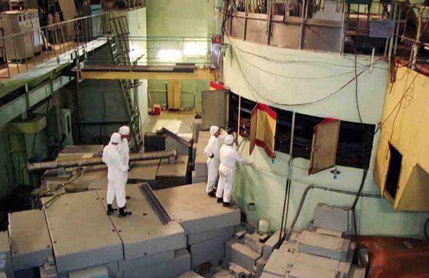 Работники Запорожской АЭС