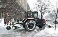 Из-за непогоды в Киеве могут ограничить въезд грузовиков, - мэрия