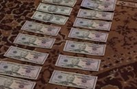 В Киеве полицейский попался на взятке в $3,5 тыс.