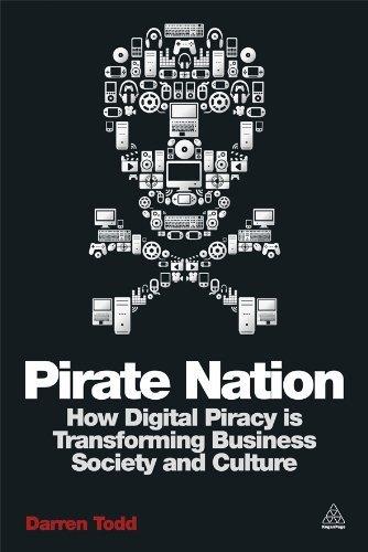 Даррен Тодд. Цифровое пиратство. Как пиратство меняет бизнес, общество и культуру. На русском языке вышла в издательстве Альпина Бизнес Букс в 2013 году.