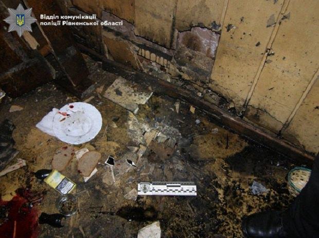 ВРовенской области шесть человек пострадали отвзрыва гранаты вкафе